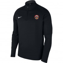 Sweatshirt Training 1/4 Zip Junior Nike Academy 18